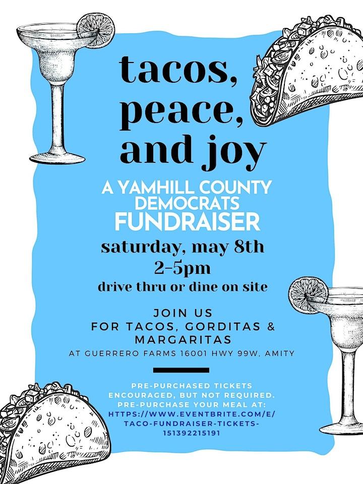 Taco Fundraiser image
