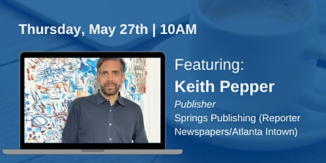 Buckhead Business Association: 2nd Cup Webinar featuring Keith Pepper tickets