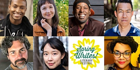 13th Annual SpringWrites Literary Festival - all zoom, all free! tickets