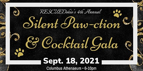 Going, Going, Gone to the Dogs! Cocktail Gala & Silent PAWction Fundraiser tickets