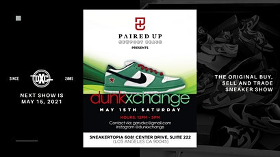 DxC & Sneakertopia Show (Los Angeles, CA) tickets