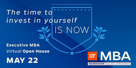 2021 UF Executive MBA Virtual Open House tickets