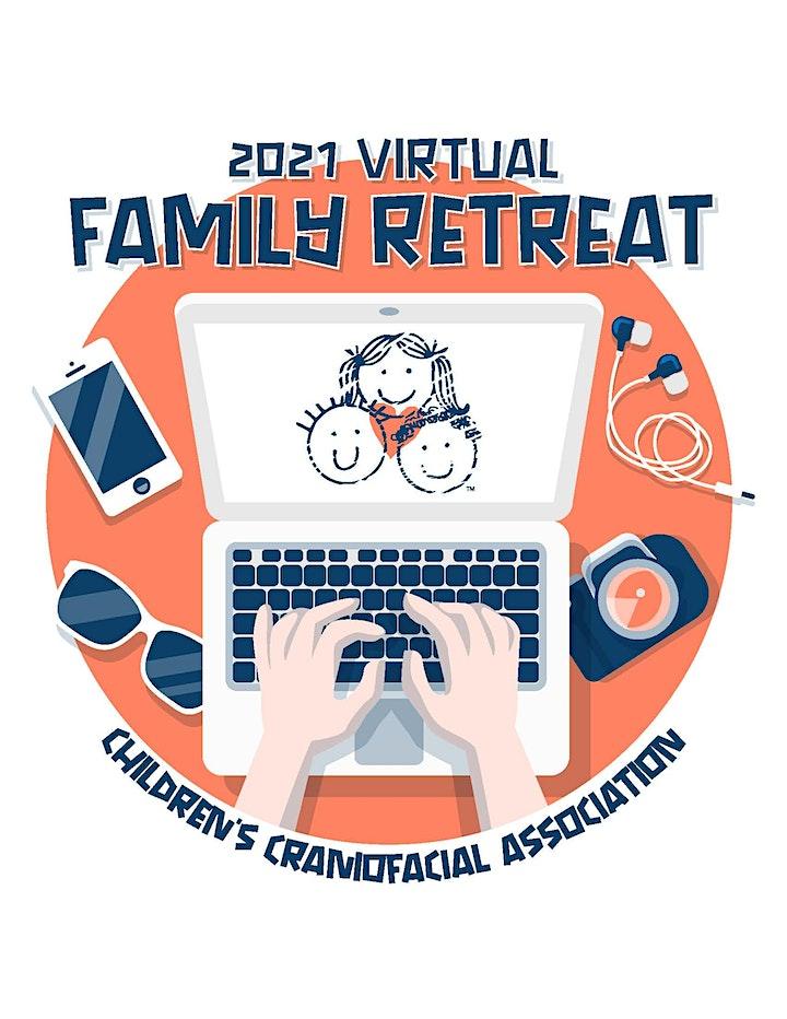 CCA Annual Family Retreat & Educational Symposium - Virtual image