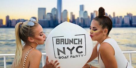 #1 Sunset Brunch Cruise in Manhattan: Saturday on Hudson in NYC tickets