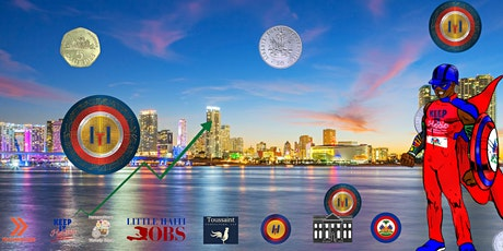 Get 1 crypto in reward per square foot you cleanup in Miami tickets