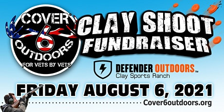 Cover 6 Outdoors Clay Shoot Fundraiser tickets
