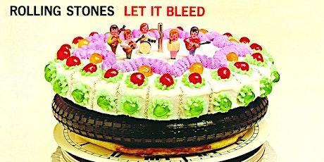 Rochmon Record Club: Rolling Stones - Let it Bleed LIVE STREAM tickets