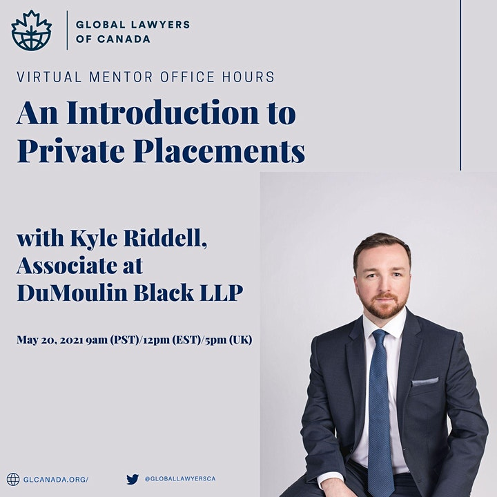 Global Lawyers of Canada: An Introduction to Private Placements image