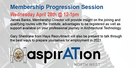Membership Progression Session tickets