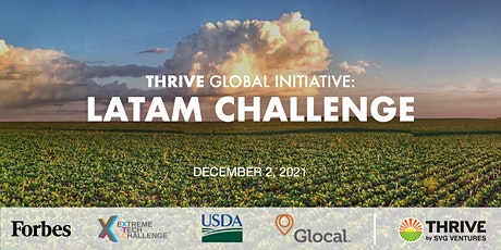 THRIVE LATAM CHALLENGE boletos