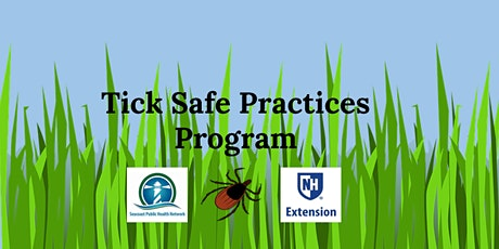 Tick Safe Practices: An Educational Session For All tickets