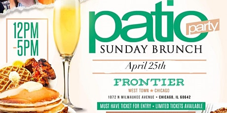 Sunday Funday Patio Brunch tickets