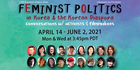 Eunice Cho - Feminist Politics Conversations series tickets