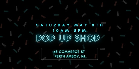 POP UP SHOP tickets
