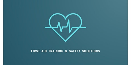 Level 3 Emergency First Aid at Work 19th May 2021 tickets