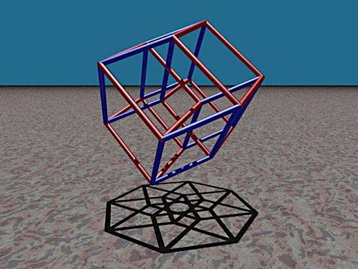 Drawing the Tesseract: The Geometry of Time Travel image
