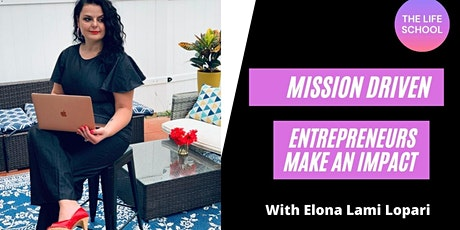 Mission Driven Entrepreneurs Business Event tickets