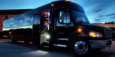 Luxe Party Bus Bar Crawl tickets