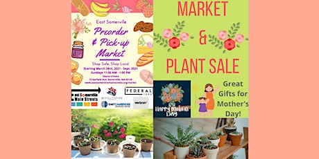 ESMS Market & Plant Sale! tickets