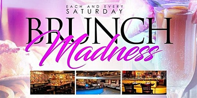 Brunch Madness | 3 Hour Brunch at 5th and Mad