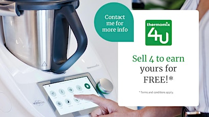 UK Based Thermomix TM6 Cooking Demonstration tickets