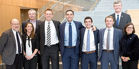 Michael Smith Business Ethics Case Competition tickets
