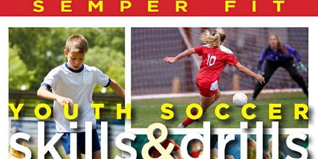 Semper Fit's Youth  Soccer Skills and Drills (Round 2) tickets