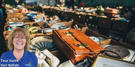 Pasadena's Rose Bowl Flea Market & Fascinating Homes tickets