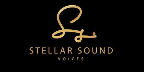 Stellar Sound Productions Launch Night tickets