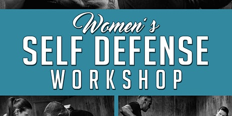 Women's Self Defense Workshop - FREE tickets