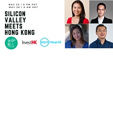 Silicon Valley Meets Hong Kong Featuring Flexport, Airbnb, and Airwallex tickets