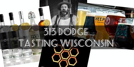 313 Dodge Tasting Wisconsin tickets