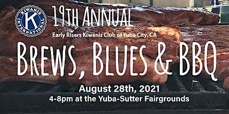 Brews, Blues & BBQ 2021 tickets