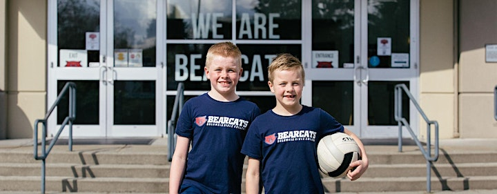 Junior Bearcats - Multisport Camp (Ages 7-10) [August Long Weekend 3-6th] image