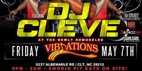 DJ Cleve - Mother's Day Weekend tickets