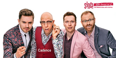 In Conversation with Cadence tickets