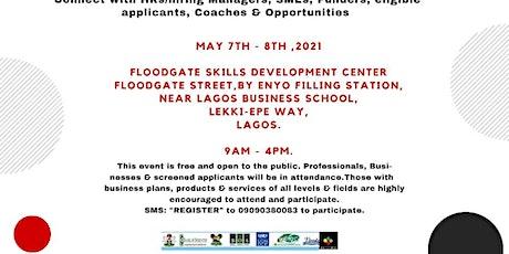 The Lagos Job & Business Fair tickets