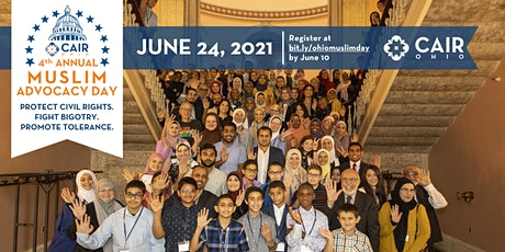 CAIR-Ohio 4th Annual Muslim Advocacy Day tickets