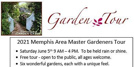 Through Our Garden Gates - Garden Tour tickets