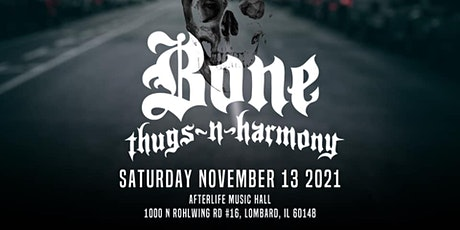 Bone Thugs- N- Harmony + More - Midwest Legends 5 Year Anniversary tickets