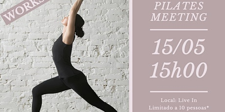 Workshop Pilates Meeting bilhetes
