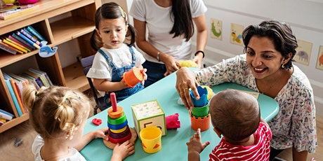 Early Care and Education Virtual Open House tickets