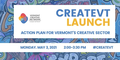 CreateVT Action Plan Launch tickets