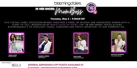 In Her Shoes: #MOMBOSS tickets