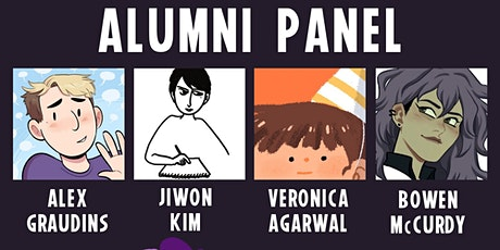 Cartoon Allies SVA Alumni Panel (SVA  Students/Alumni/Staff Only) tickets