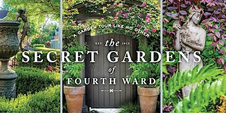 Secret Gardens of Fourth Ward 2021 tickets