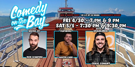Comedy on the Bay tickets