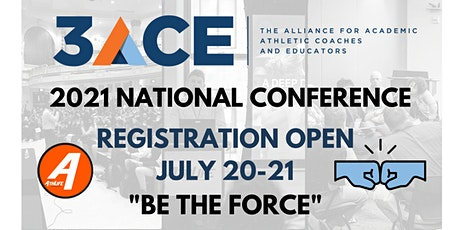 3ACE 2021 National Conference (Virtual) tickets