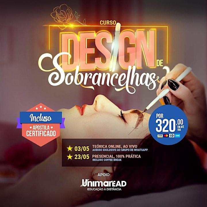 Imagem do evento CURSO DESIGN DE SOBRANCELHAS