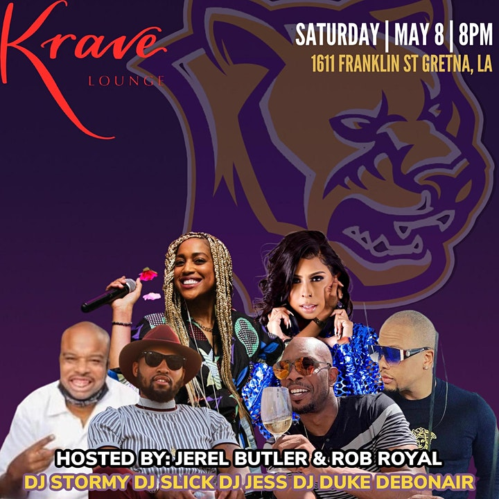 Inaugural Karr Alumni Party at Krave Lounge image